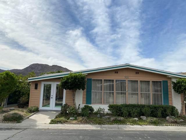321 Via Don Benito, Cathedral City, CA 92234 (MLS #219057355) :: KUD Properties