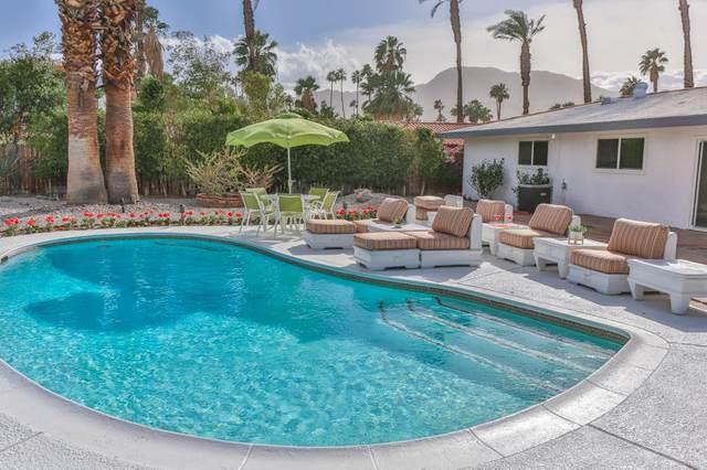 37190 Palmdale Road, Rancho Mirage, CA 92270 (MLS #219057367) :: Hacienda Agency Inc
