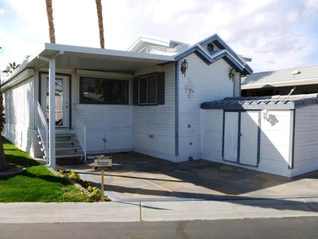 84136 Avenue 44, #469 #469, Indio, CA 92203 (MLS #219057381) :: The John Jay Group - Bennion Deville Homes