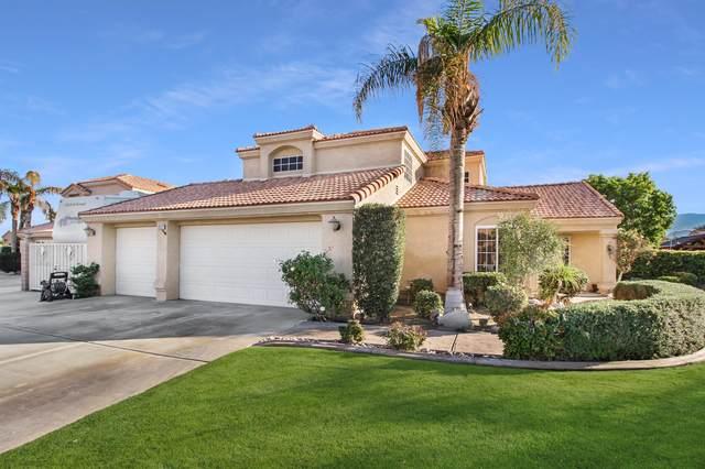 80337 Corte El Dorado, Indio, CA 92201 (MLS #219057451) :: Brad Schmett Real Estate Group