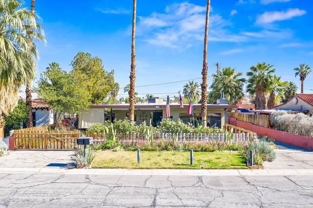 548 S Calle Encilia, Palm Springs, CA 92264 (MLS #219057513) :: KUD Properties