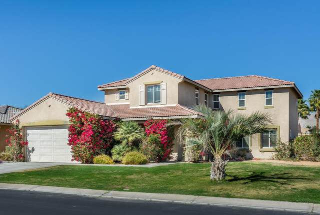 82656 Mandrone Drive, Indio, CA 92203 (MLS #219057599) :: Hacienda Agency Inc
