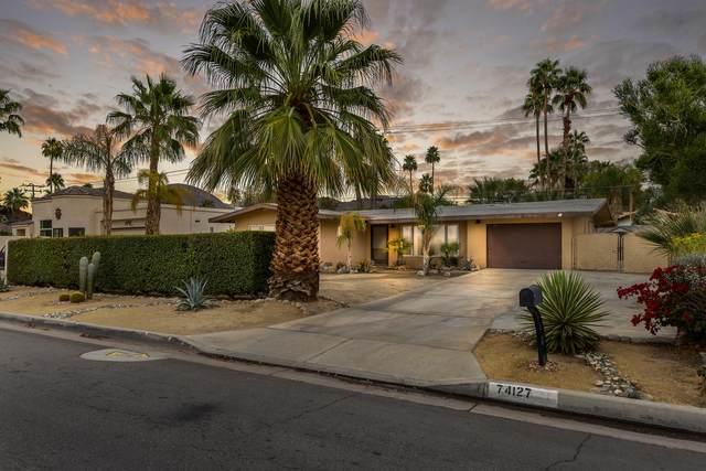 74127 Fairway Drive, Palm Desert, CA 92260 (MLS #219057611) :: The Jelmberg Team