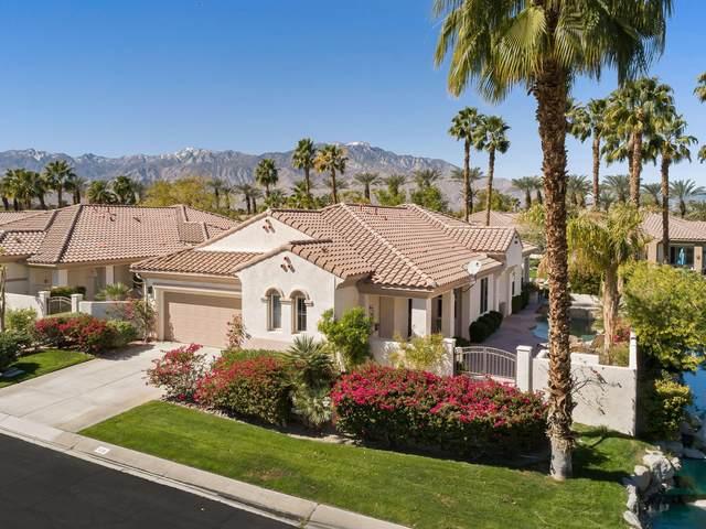 124 Lakefront Way, Rancho Mirage, CA 92270 (MLS #219057741) :: The Jelmberg Team