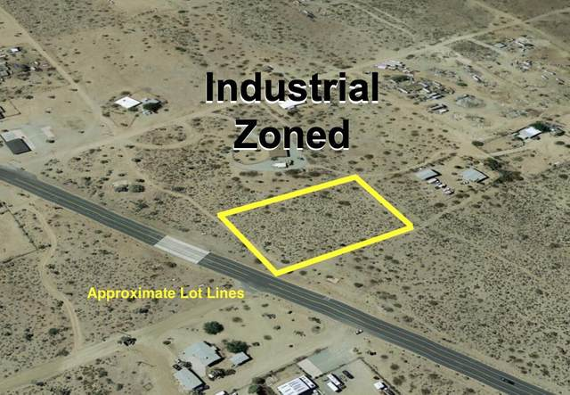 6117 Old Woman Springs Road, Yucca Valley, CA 92284 (MLS #219057803) :: Hacienda Agency Inc