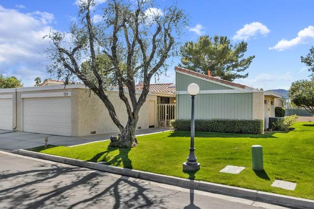 72375 Roxbury Drive, Rancho Mirage, CA 92270 (MLS #219057819) :: The Jelmberg Team