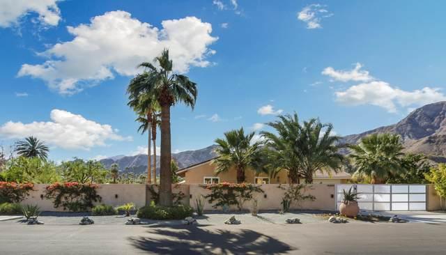 70305 Desert Cove Avenue, Rancho Mirage, CA 92270 (MLS #219057831) :: The Jelmberg Team