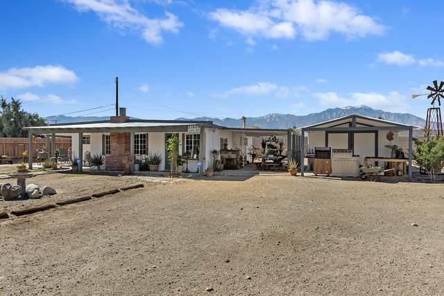 31609 Linda Way, Thousand Palms, CA 92276 (MLS #219057881) :: Hacienda Agency Inc