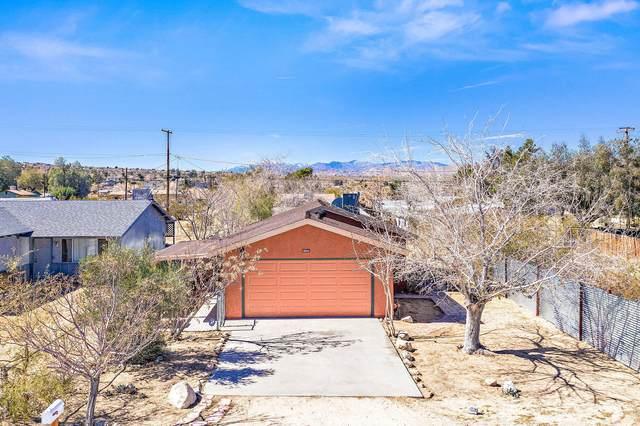 62016 Valley View Circle, Joshua Tree, CA 92252 (MLS #219057933) :: KUD Properties