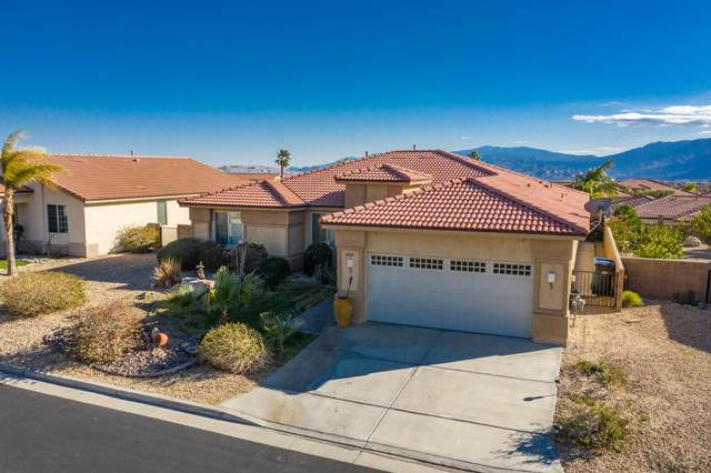 65071 N Cliff Circle, Desert Hot Springs, CA 92240 (#219057939) :: The Pratt Group