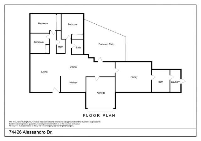 74426 Alessandro Drive, Palm Desert, CA 92260 (MLS #219058003) :: Brad Schmett Real Estate Group