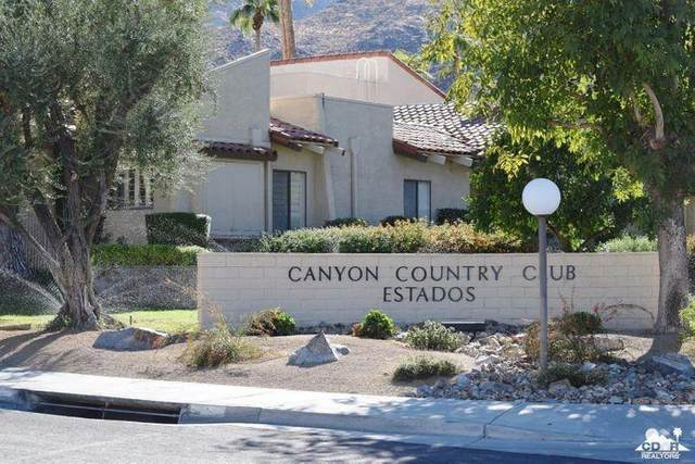 2160 S Palm Canyon Drive, Palm Springs, CA 92264 (MLS #219058051) :: The Jelmberg Team
