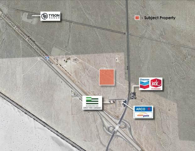 Lot18 & 19 Mihalyo Rd, Desert Hot Springs, CA 92240 (MLS #219058113) :: Brad Schmett Real Estate Group