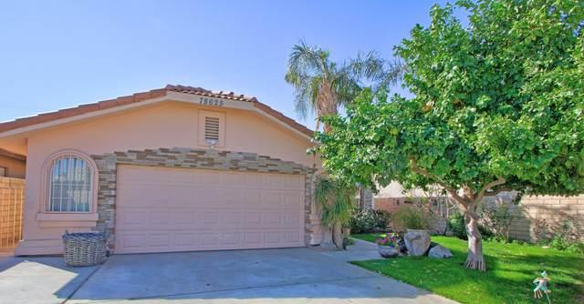 78625 Saguaro Drive, La Quinta, CA 92253 (MLS #219058124) :: The Jelmberg Team