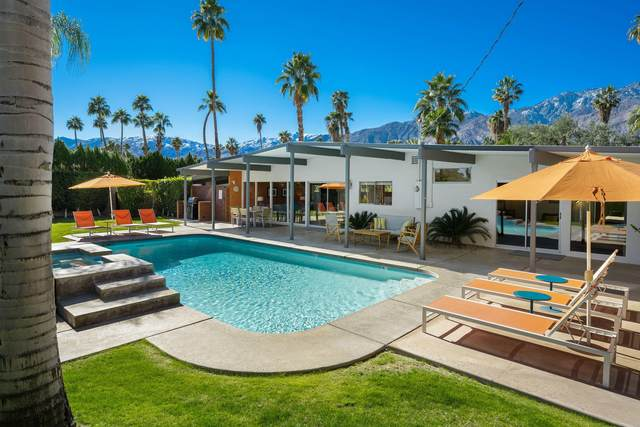 610 S Compadre Road, Palm Springs, CA 92264 (MLS #219058158) :: Brad Schmett Real Estate Group