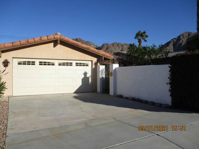 53180 Eisenhower Drive, La Quinta, CA 92253 (MLS #219058171) :: The Jelmberg Team