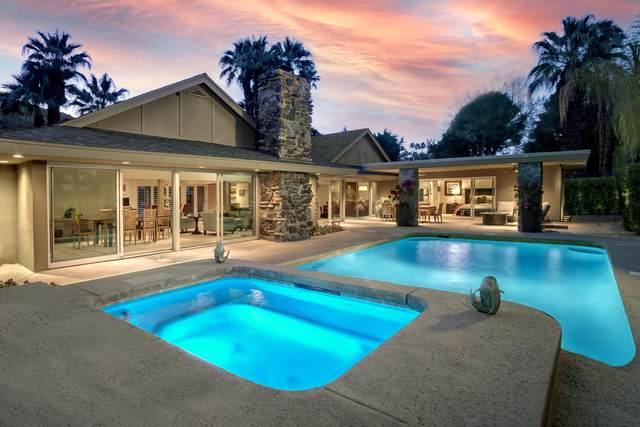 1254 N Vista Vespero, Palm Springs, CA 92262 (MLS #219058175) :: KUD Properties