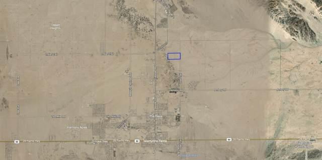 0 Utah Tr, 29 Palms, CA 92277 (#219058261) :: The Pratt Group
