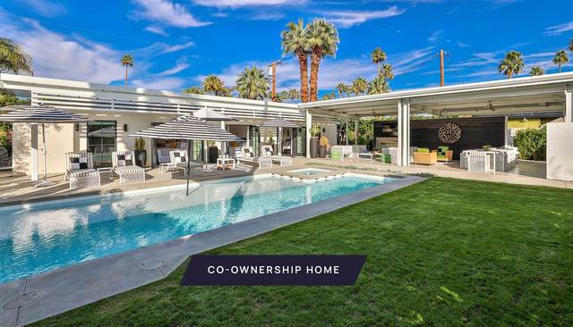 470 E Avenida Olancha, Palm Springs, CA 92264 (#219058262) :: The Pratt Group