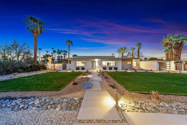 71274 Mirage Road, Rancho Mirage, CA 92270 (MLS #219058308) :: The Jelmberg Team