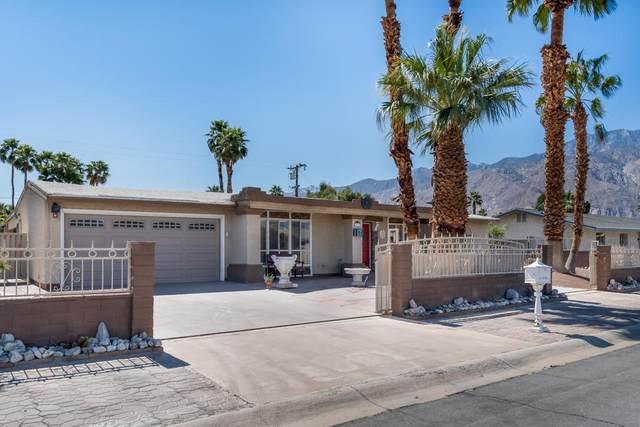 2735 E San Angelo Road, Palm Springs, CA 92262 (MLS #219058320) :: The Jelmberg Team