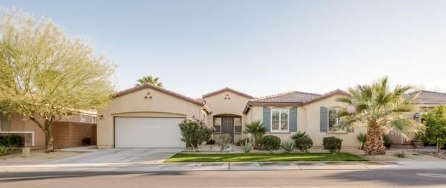 81853 Villa Giarding Drive, Indio, CA 92203 (MLS #219058343) :: The Jelmberg Team