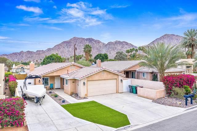 52580 Avenida Obregon, La Quinta, CA 92253 (MLS #219058347) :: KUD Properties
