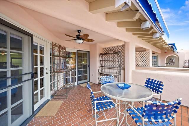 500 E Amado, Palm Springs, CA 92262 (MLS #219058349) :: KUD Properties