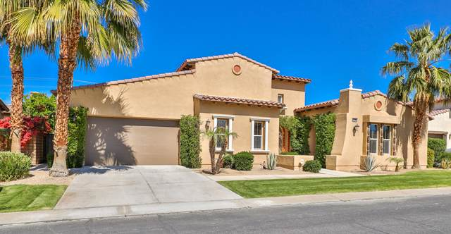 81594 Rancho Santana Drive Drive, La Quinta, CA 92253 (MLS #219058404) :: The Jelmberg Team