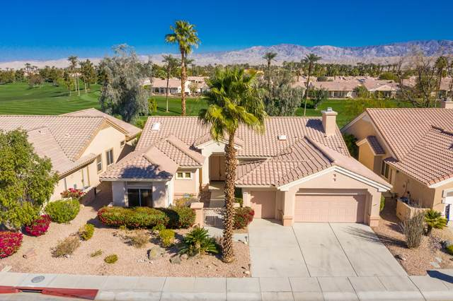 78580 Links Drive, Palm Desert, CA 92211 (MLS #219058451) :: The Jelmberg Team