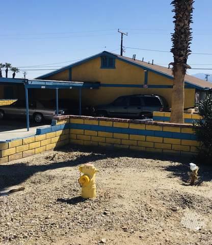 66309 Desert View Avenue, Desert Hot Springs, CA 92240 (MLS #219058466) :: The Jelmberg Team