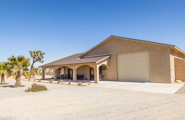 3775 Avalon Avenue, Yucca Valley, CA 92284 (MLS #219058473) :: Zwemmer Realty Group