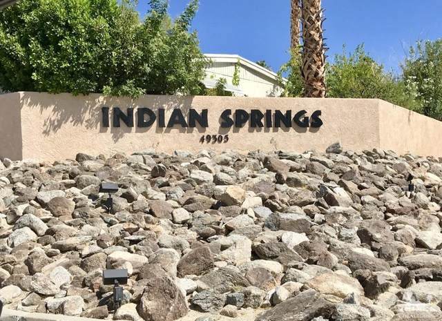 49305 Hwy 74 #39, Palm Desert, CA 92260 (MLS #219058791) :: Brad Schmett Real Estate Group