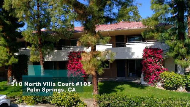 575 N Villa Court, Palm Springs, CA 92262 (MLS #219058799) :: The Jelmberg Team