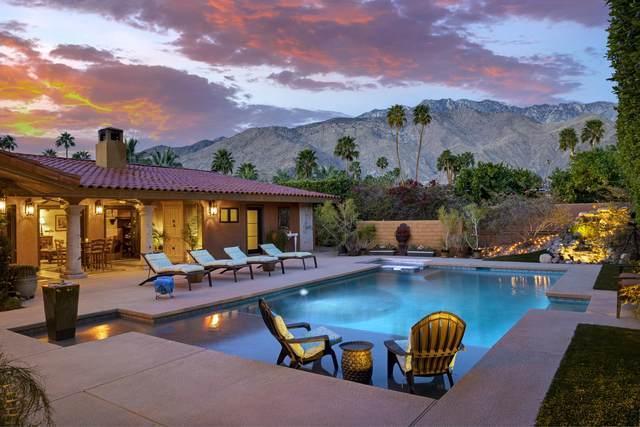 986 E Mel Avenue, Palm Springs, CA 92262 (MLS #219058869) :: Hacienda Agency Inc