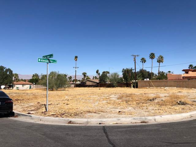 0 Alessandro Dr And San Jose Ave, Palm Desert, CA 92260 (MLS #219058893) :: Desert Area Homes For Sale