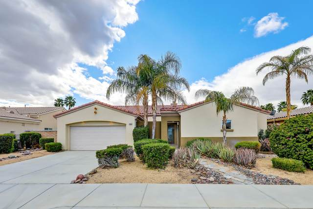 74585 Moss Rose Drive, Palm Desert, CA 92260 (MLS #219058942) :: The John Jay Group - Bennion Deville Homes