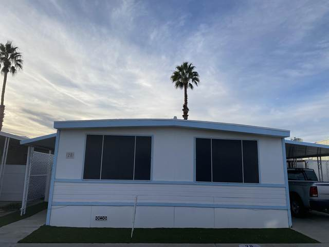 28 Mecca Drive, Cathedral City, CA 92234 (MLS #219058965) :: The Jelmberg Team
