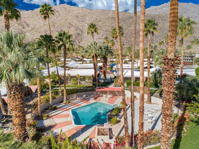 225 E Twin Palms Drive, Palm Springs, CA 92264 (MLS #219059027) :: Zwemmer Realty Group