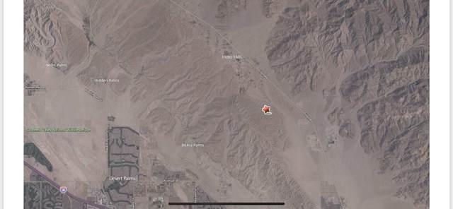 40 Acres, Indio, CA 92203 (MLS #219059058) :: Desert Area Homes For Sale