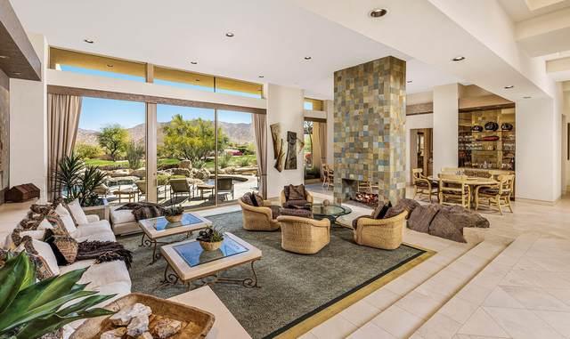 100 Sivat Drive, Palm Desert, CA 92260 (MLS #219059129) :: The Sandi Phillips Team