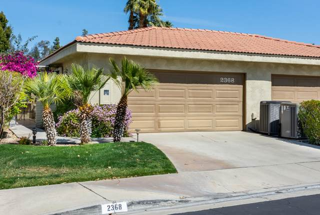 2368 Oakcrest Drive, Palm Springs, CA 92264 (MLS #219059133) :: Zwemmer Realty Group