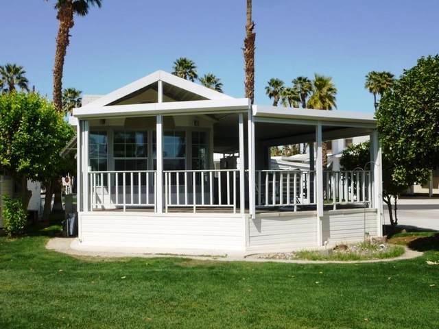 84136 Avenue 44, #345 #345, Indio, CA 92203 (MLS #219059238) :: The John Jay Group - Bennion Deville Homes