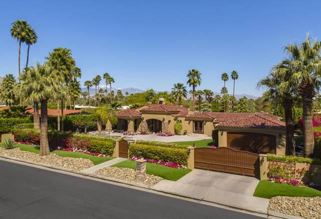 944 E Mel Avenue, Palm Springs, CA 92262 (MLS #219059253) :: The John Jay Group - Bennion Deville Homes