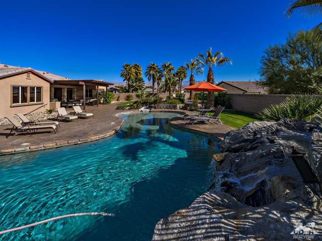 79645 Corte Bella, La Quinta, CA 92253 (MLS #219059322) :: Hacienda Agency Inc