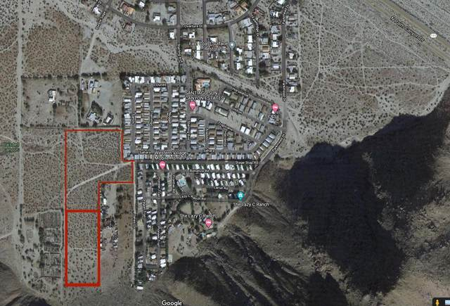 2 Lazy C Ranch Road, Palm Springs, CA 92262 (MLS #219059378) :: Lisa Angell