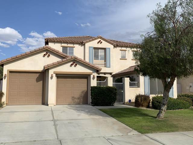 50338 Soledad Place, Coachella, CA 92236 (MLS #219059396) :: The Jelmberg Team