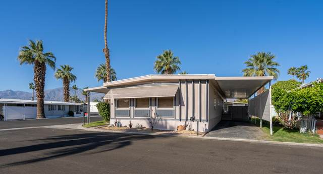 51555 Monroe St. Spc. #74, Indio, CA 92201 (MLS #219059513) :: Hacienda Agency Inc