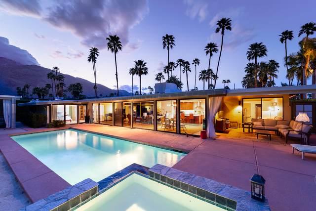1363 E Deepwell Road, Palm Springs, CA 92264 (MLS #219059585) :: The Sandi Phillips Team