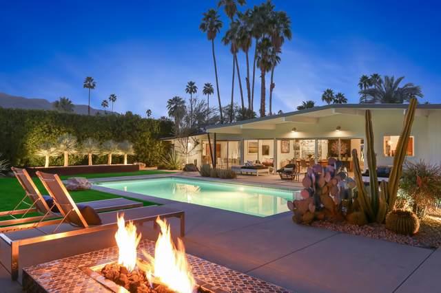 2639 E Livmor Avenue, Palm Springs, CA 92262 (MLS #219059606) :: Mark Wise | Bennion Deville Homes